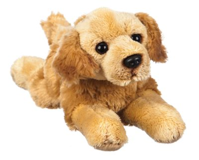 Golden Retriever Bean Bag Stuffed Animal