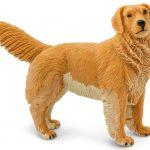 Golden Retriever Figurine Toy 1