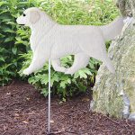 golden-retriever-garden-stake-white
