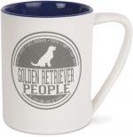 Golden Retriever People Mug