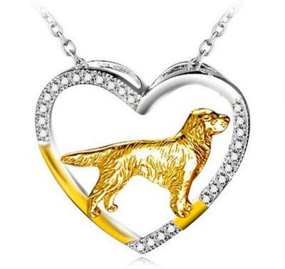 golden-retriever-necklace-gold