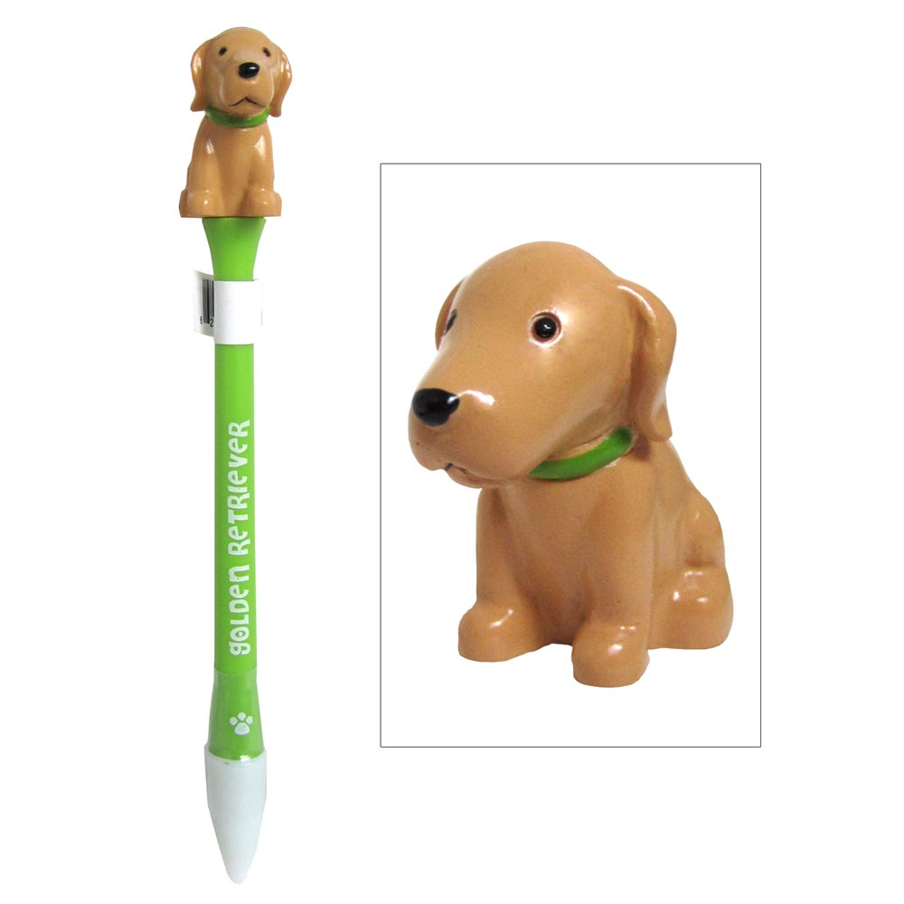 golden-retriever-writing-pen-animated