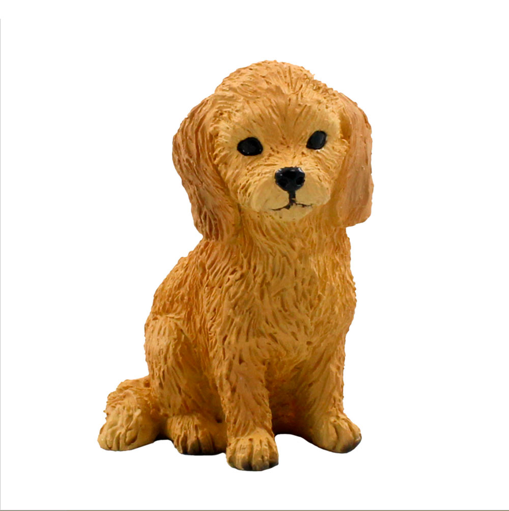 goldendoodle-mini-figurine