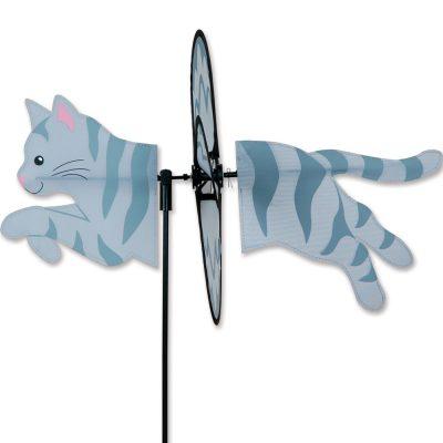 gray-tabby-garden-wind-spinner-cat