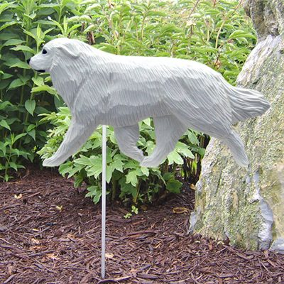 Great Pyrenees Garden Stake Outdoor Sign