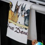 Great Dane Kitchen Hand Towel 1