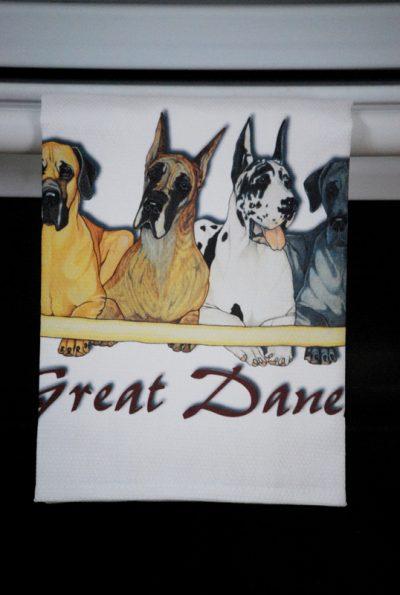 Great Dane Kitchen Hand Towel 2