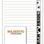 Great Pyrenees Dog Notepads To Do List Pad Pencil Gift Set 1