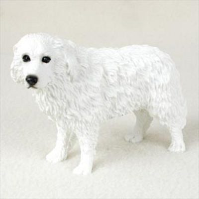 great_pyrenees_medium_dog_figurine