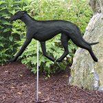 greyhound-garden-stake-black