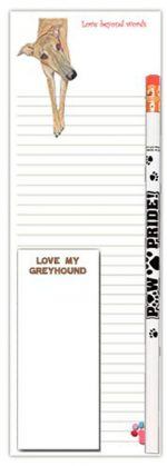 greyhound-list-pad