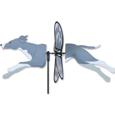 Greyhound Wind Spinner