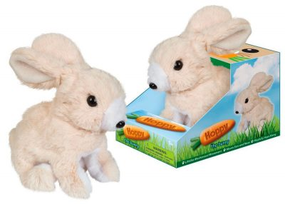 Hoppy The Bunny Electronic Toy