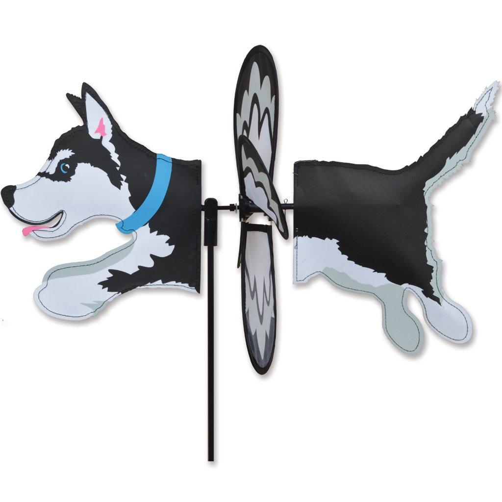 Husky Garden Wind Spinner