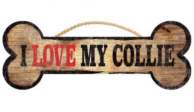 Collie Bone Sign
