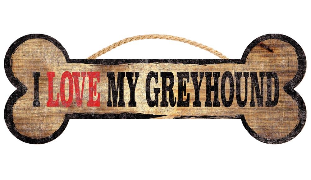 Greyhound Bone Sign