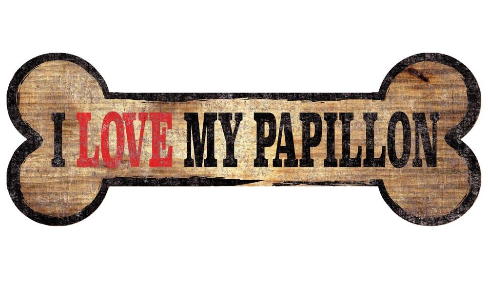 Papillon Sign - I Love My Bone 3x10