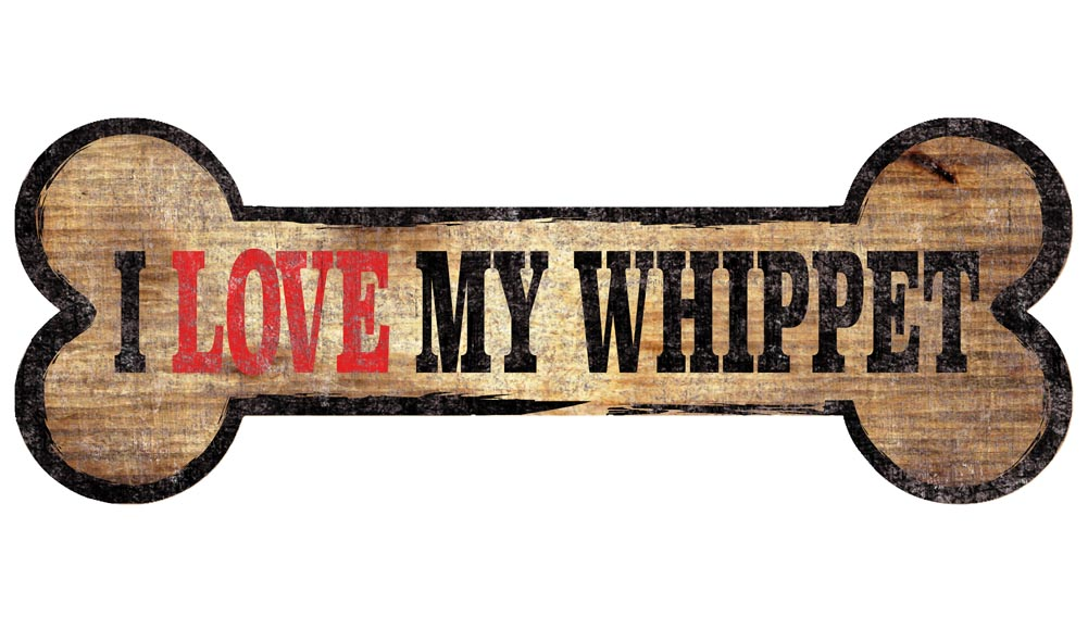 Whippet Sign - I Love My Bone 3x10