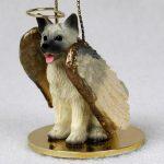 Akita-Fawn-Dog-Figurine-Angel-Statue-180741554737