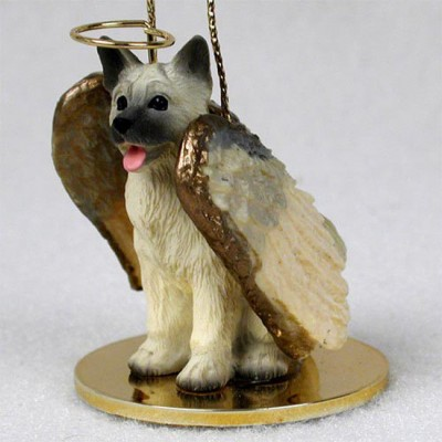 Akita-Fawn-Dog-Figurine-Angel-Statue-180741554737