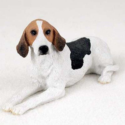 American-Fox-Hound-Hand-Painted-Collectible-Dog-Figurine-181336541980