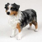Australian-Shepherd-Blue-Merle-Hand-Painted-Collectible-Dog-Figurine-181116147242