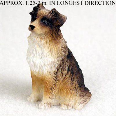 Australian-Shepherd-Mini-Resin-Hand-Painted-Dog-Figurin-180675949423