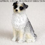 Australian-Shepherd-Mini-Resin-Hand-Painted-Dog-Figurine-Blue-400249710875