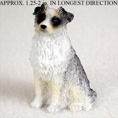 Australian-Shepherd-Mini-Resin-Hand-Painted-Dog-Figurine-Blue-400249710875
