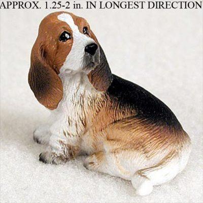 Basset-Hound-Mini-Resin-Hand-Painted-Dog-Figurine-Statue-Hand-Painted-400220476691
