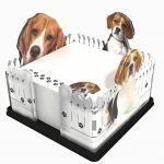 Beagle-Dog-Breed-Acrylic-Note-Holder-Memo-Note-Pad-Made-in-USA-400310851702