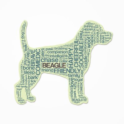Beagle-Dog-Breed-Cutout-Vinyl-Decal-Bumper-Sticker-Characteristic-Silhouette-400570911313