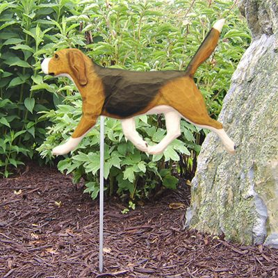Beagle-Outdoor-Garden-Dog-Sign-Hand-Painted-Figure-Tri-400688296861