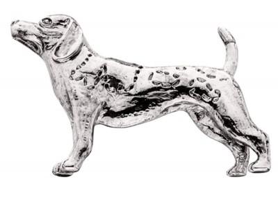 Beagle-Silver-Dog-Charm-Refrigerator-Magnet-Figurine-180839779928