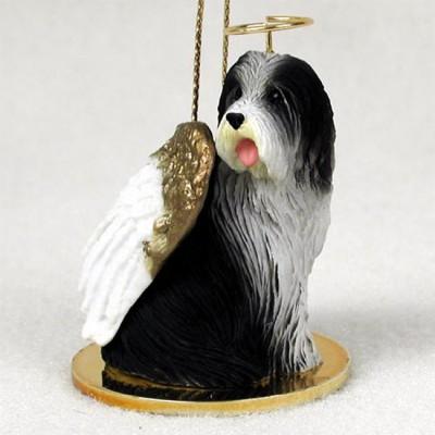 Bearded-Collie-Dog-Figurine-Angel-Statue-180637633443