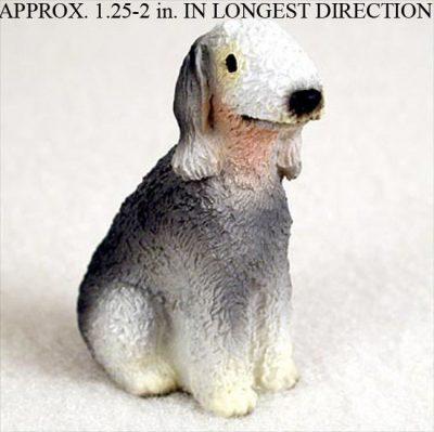 Bedlington-Terrier-Mini-Resin-Hand-Painted-Dog-Figurine-180738575527