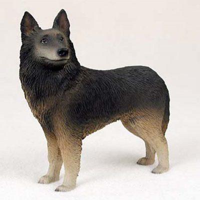 Belgian-Tervuren-Hand-Painted-Collectible-Dog-Figurine-400250769682
