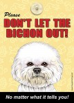 Bichon-Frise-Dont-Let-the-Breed-Out-Sign-Suction-Cup-7x5-400489685116