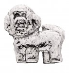 Bichon-Frise-Silver-Dog-Charm-Refrigerator-Magnet-Figurine-180839780374
