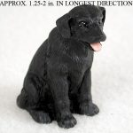Black-Lab-Mini-Resin-Hand-Painted-Dog-Figurine-400283494497