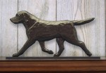 Black-Labrador-Retriever-Dog-Figurine-Sign-Plaque-Display-Wall-Decoration-400721985342