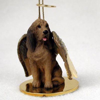 Bloodhound-Dog-Figurine-Angel-Statue-400504329298