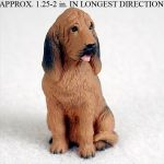 Bloodhound-Mini-Resin-Hand-Painted-Dog-Figurine-Statue-Hand-Painted-400220476718
