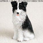 Border-Collie-Mini-Resin-Hand-Painted-Dog-Figurine-400322896843