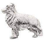 Border-Collie-Silver-Dog-Charm-Refrigerator-Magnet-Figurine-400283194495