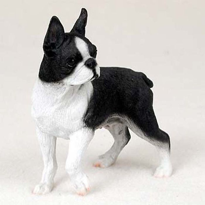 Boston Terrier Figurine