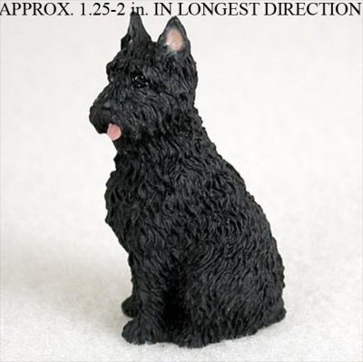 Bouvier-Mini-Resin-Dog-Figurine-Statue-Hand-Painted-400205070017