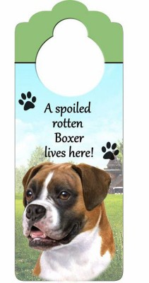 Boxer-Dog-Door-Knob-Handle-Hanger-Sign-Spoiled-Rotten-1025-x-4-Uncropped-181160017739
