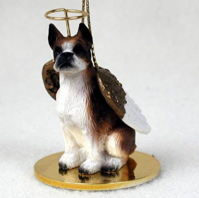 Boxer-Dog-Figurine-Angel-Statue-Hand-Painted-Brindle-400284190611