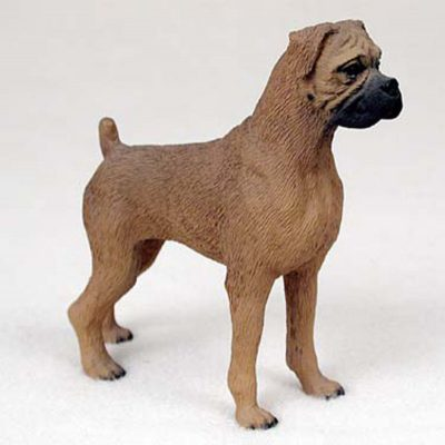 Boxer-Hand-Painted-Collectible-Dog-Figurine-Tawny-Uncropped-180799738782